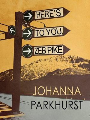cover image of Here's to You, Zeb Pike