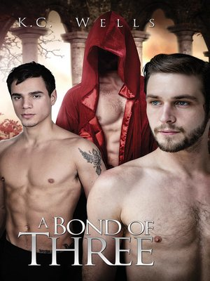 cover image of A Bond of Three