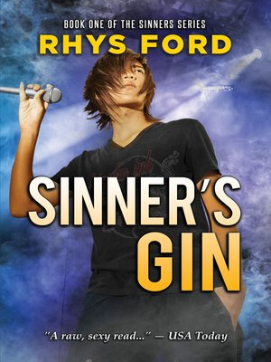cover image of Sinner's Gin