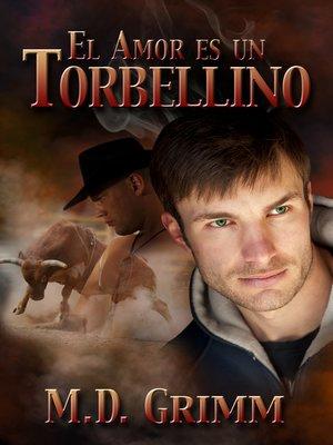 cover image of El amor es un torbellino