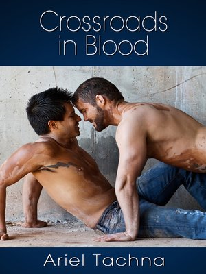 cover image of Crossroads in Blood