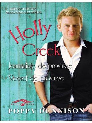 cover image of Holly Creek (Français)