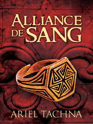 cover image of Alliance de sang (Alliance in Blood)