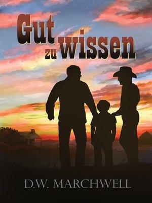 cover image of Gut zu wissen