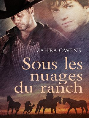 cover image of Sous les nuages du ranch