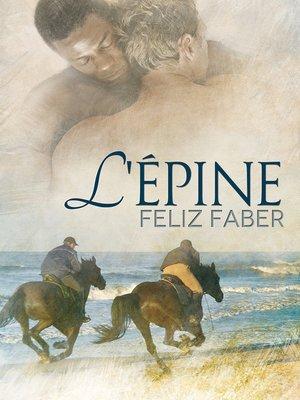 cover image of L'épine