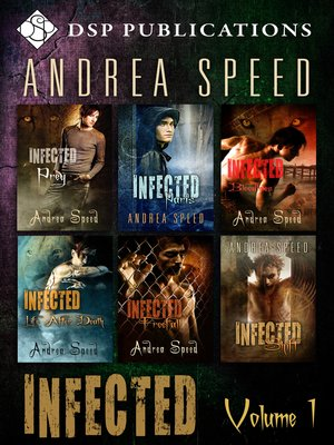 cover image of Infected Series, Volume One Bundle