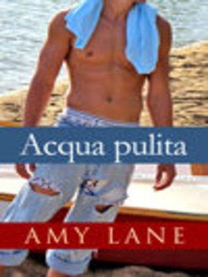 cover image of Acqua pulita