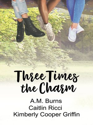 cover image of Three Times the Charm