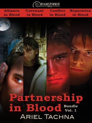 cover image of Partnership in Blood Bundle, Volume 1