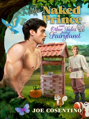 cover image of The Naked Prince and Other Tales from Fairyland