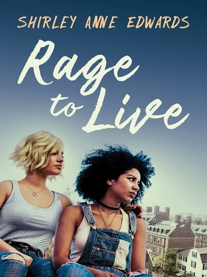cover image of Rage to Live