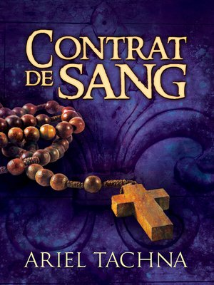 cover image of Contrat de sang