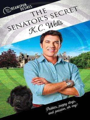 cover image of The Senator's Secret