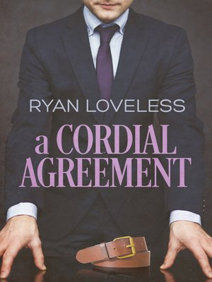 cover image of A Cordial Agreement
