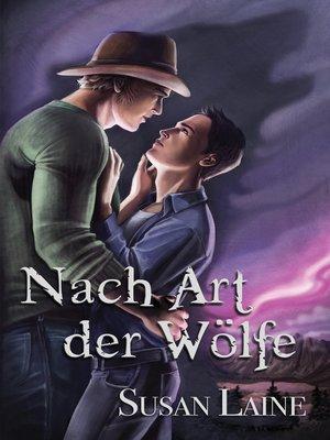 cover image of Nach Art der Wölfe