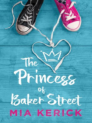 cover image of The Princess of Baker Street