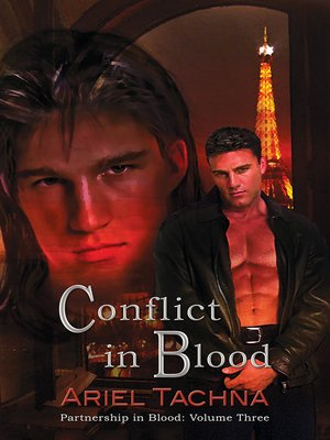 cover image of Conflict in Blood