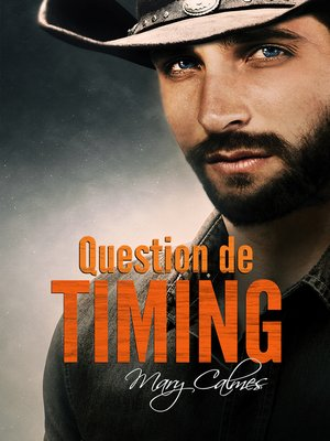 cover image of Question de timing