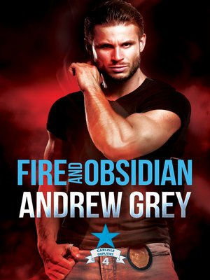cover image of Fire and Obsidian