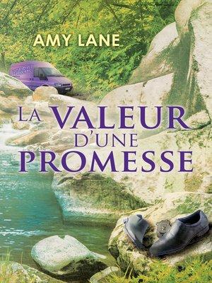 cover image of La valeur d'une promesse
