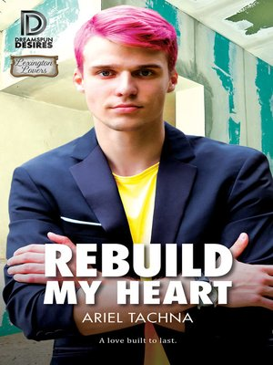 cover image of Rebuild My Heart