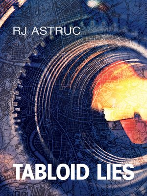 cover image of Tabloid Lies