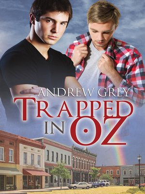 cover image of Trapped in Oz