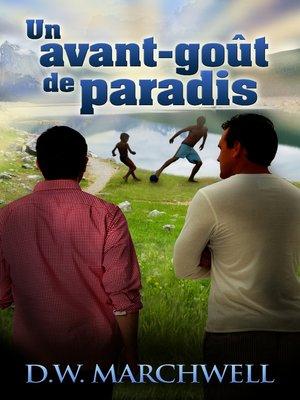 cover image of Un avant-goût de paradis