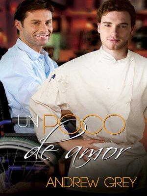 cover image of Un poco de amor