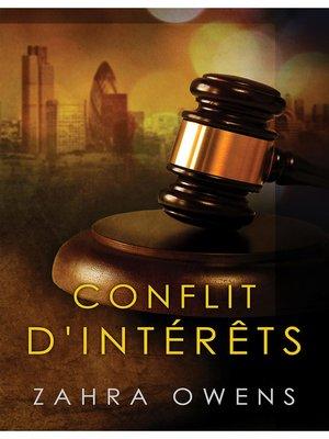 cover image of Conflit d'intérêts