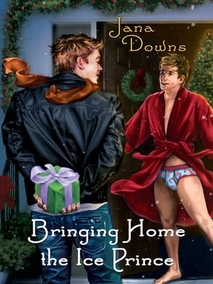 cover image of bringing home the ice prince - I Ll Be Home For Christmas Film