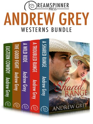 cover image of Andrew Grey's Westerns