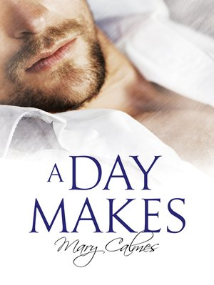 cover image of A Day Makes
