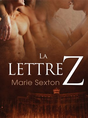 cover image of La lettre Z