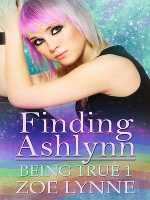 cover image of Finding Ashlynn