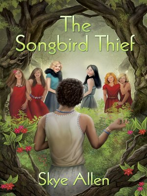 cover image of The Songbird Thief