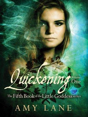 cover image of Quickening, Volume 1