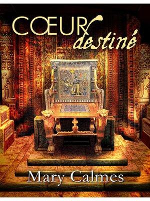 cover image of Cœur destiné