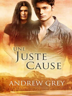 cover image of Une juste cause