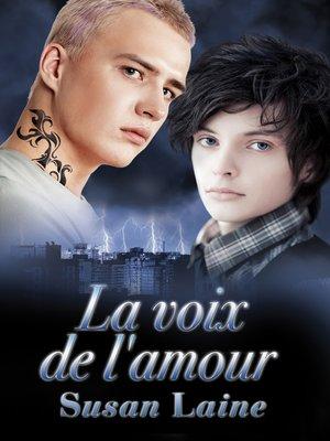 cover image of La voix de l'amour