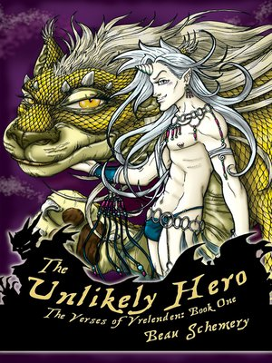 cover image of The Unlikely Hero