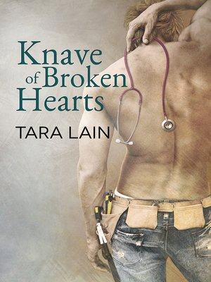 cover image of Knave of Broken Hearts