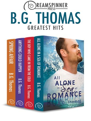 cover image of B.G. Thomas's Greatest Hits Bundle