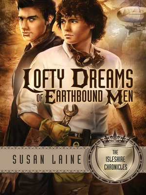 cover image of Lofty Dreams of Earthbound Men