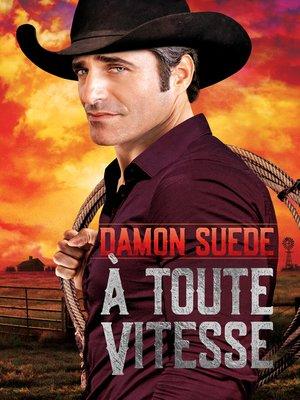 cover image of À toute vitesse