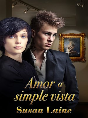 cover image of Amor a simple vista