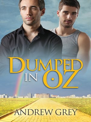 cover image of Dumped in Oz