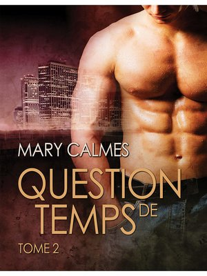 cover image of Question de temps, tome 2