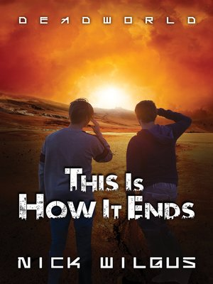cover image of This Is How It Ends